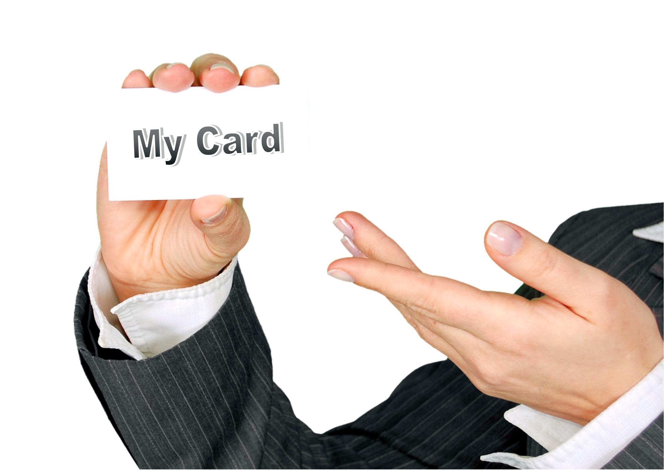My Card1